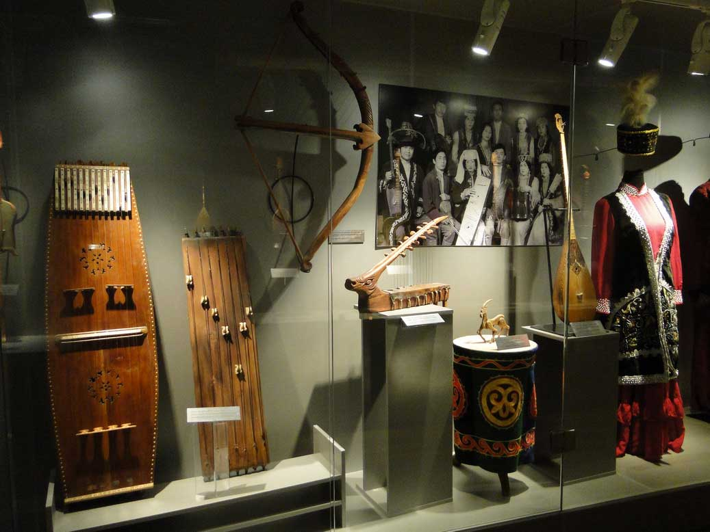 Musical Instruments Museum in Almaty