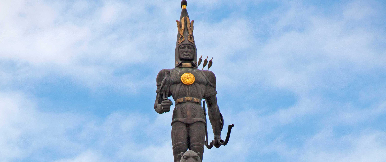 Almaty is a free cultural zone of Kazakhstan