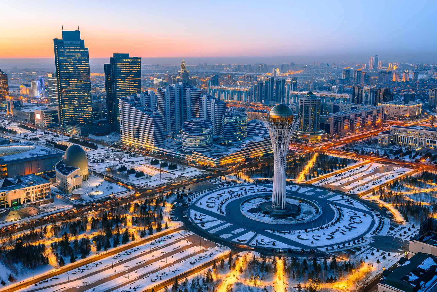 Kazakhstan International Tourism Exhibition in Astana